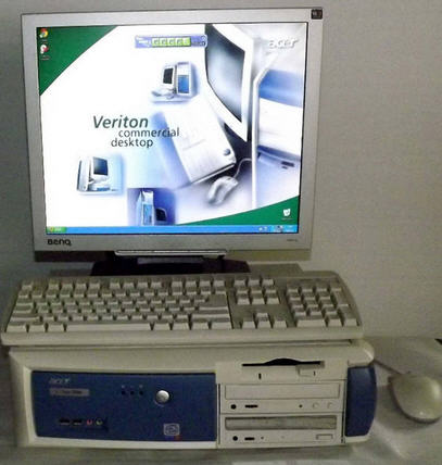 Acer Veriton S661 Intel Display Driver for Windows