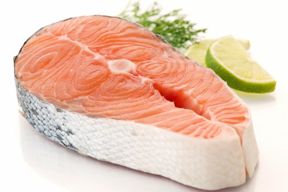 Buy Norwegian Salmon Steak