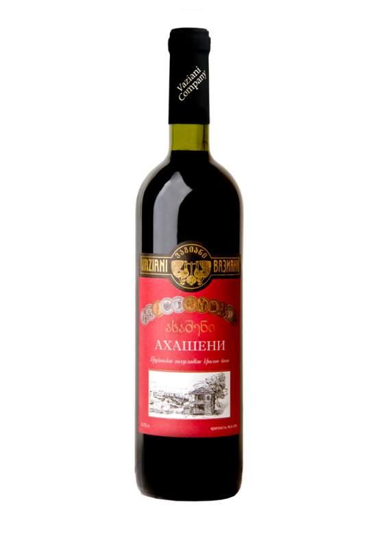 Semi Sweet red wine Akhasheni