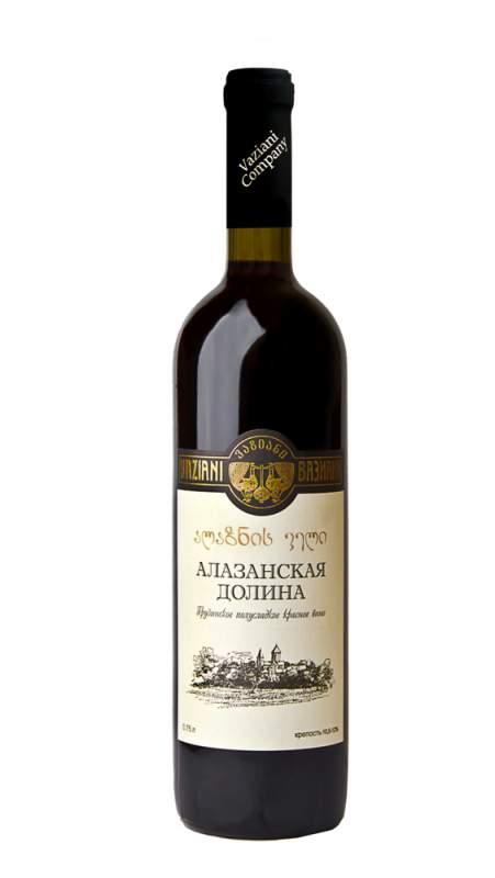Alazany Valley Semi Sweet wine