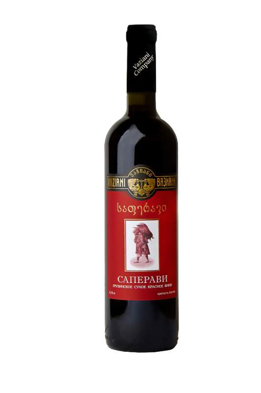 Dry Red Wine Saferavi