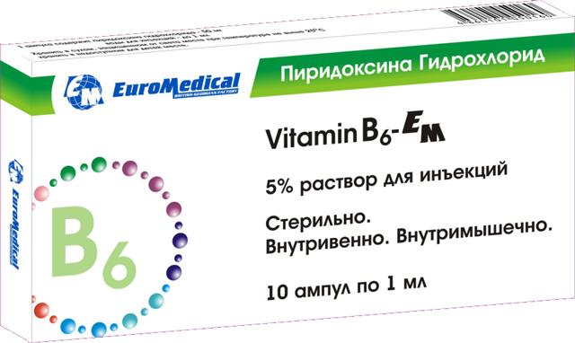 Buy Vitamin B6 Pyridoxine