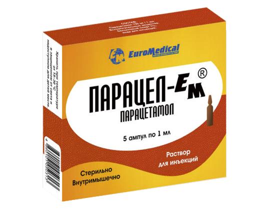 Buy Paratsel - Acetaminophen (Paracetamol)