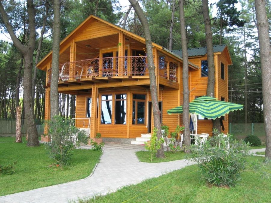 价格木头房子框架 在 世界市场