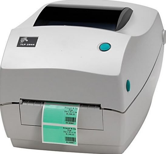 Buy Bar Code Printer Zebra TLP2844