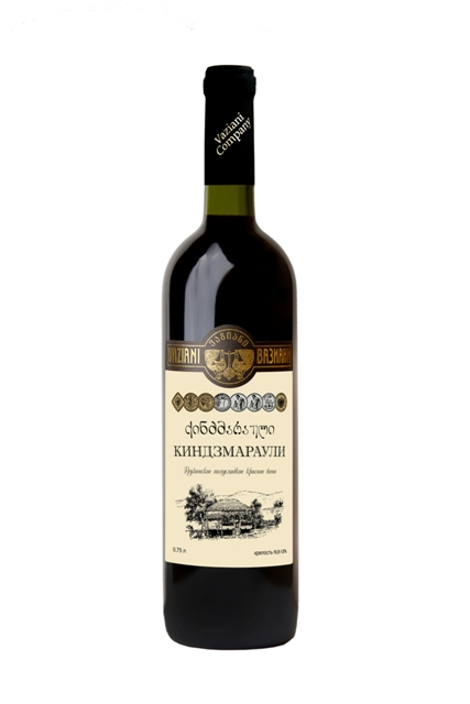 "Semi Sweet wine from ""Vaziani Company"""