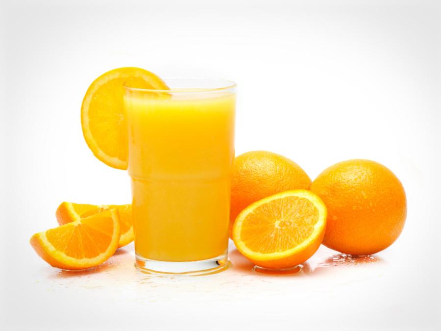 Juice Orange 900