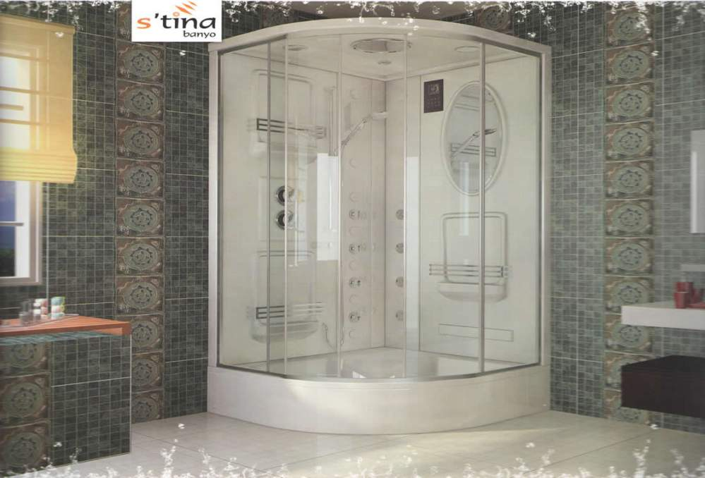 Hydromassage showers buy in Tbilisi