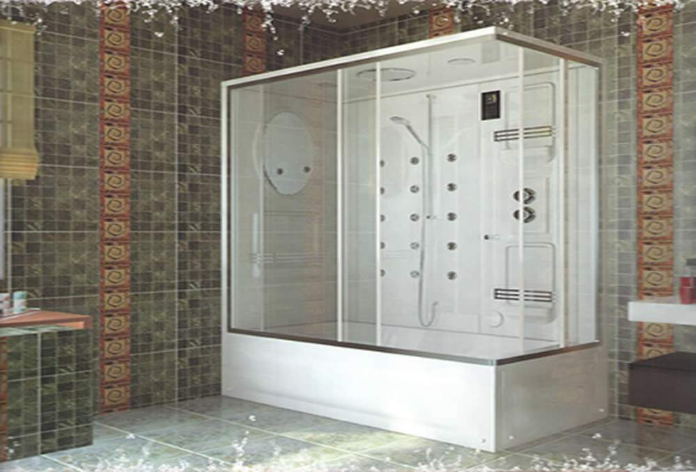 Mobile type shower cabins buy in Tbilisi