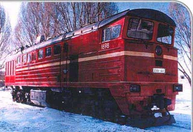 Buy Mainline freight locomotive