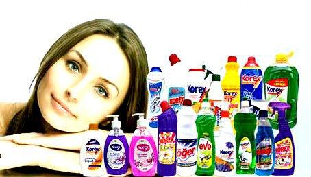 Buy Жидкое мыло и бытовая химия из Турции