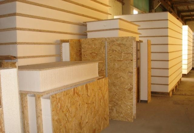Buy SIP panels for condtruction by Canadian technology
