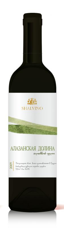 Buy Alazani Valley, white semi-sweet wine, Алазанская Долина, полусладкое белое вино