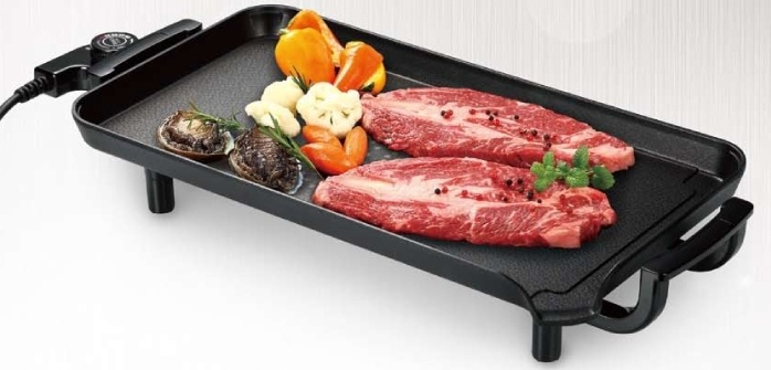 PN electronic grill pan