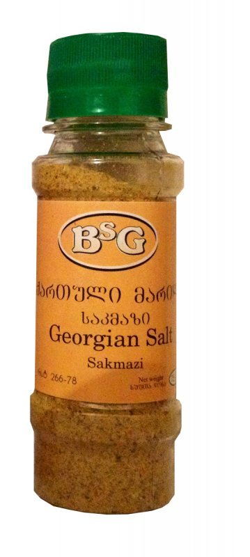 Georgian salt