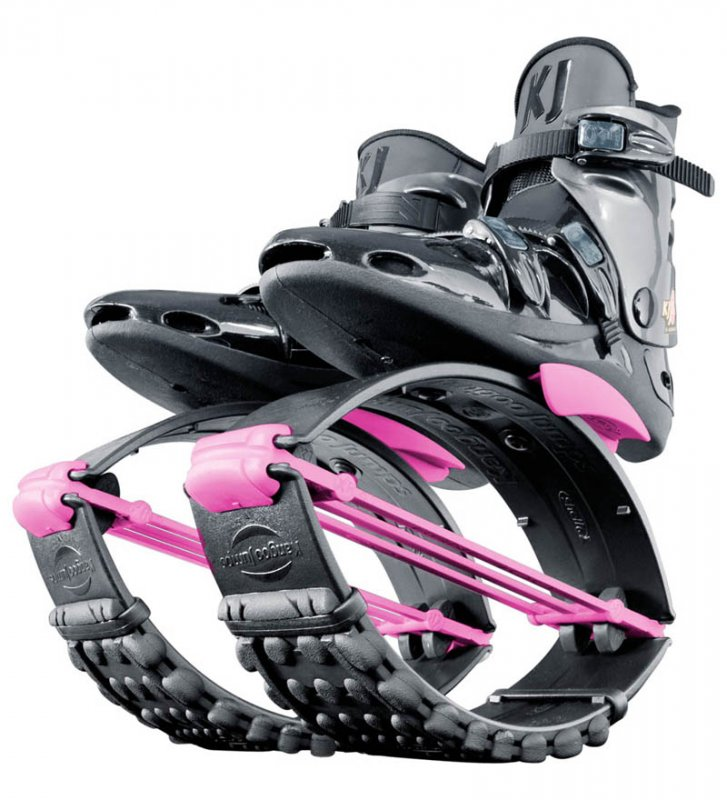 Buy Kangoo Jumps (Black/Pink)