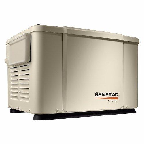 Buy Электрогенератор газовый GENERAC 5.6 кВт, пр-во США