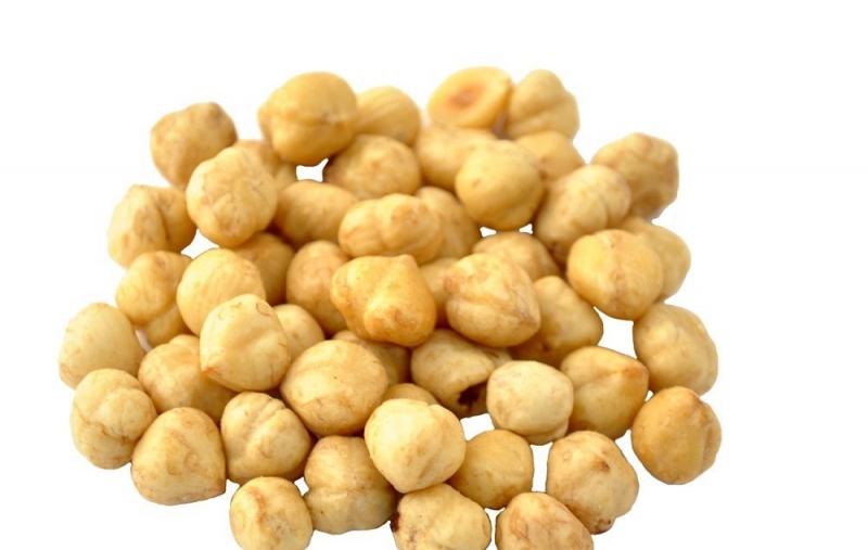 Buy Жареные соленые орехи без скорлупы.Фундук. Roasted and Salted Hazelnut Kernels