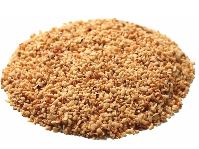 Buy Нарезаное ядро фундука: 2-4 мм; 4-6мм, экспорт . Roasted chopped hazelnut 2-4mm; 4-6
