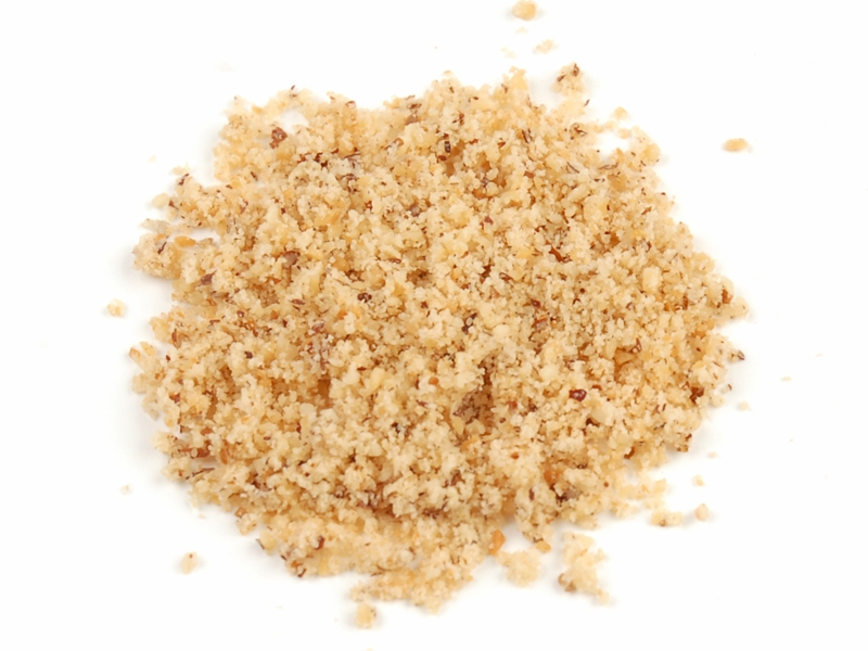 Buy Нарезанное ядро фундука 0,2 мм; Chopped hazelnuts 0-2mm
