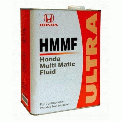 Buy HONDA HMMF Ultra 4л масло для вариаторных АКПП автомобилей Хонда