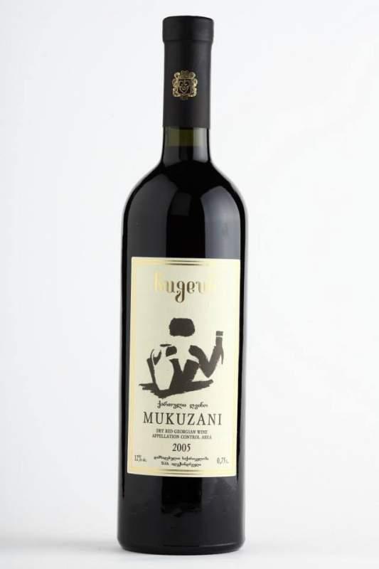 Buy Вино красное МУКУЗАНИ Mukuzani.