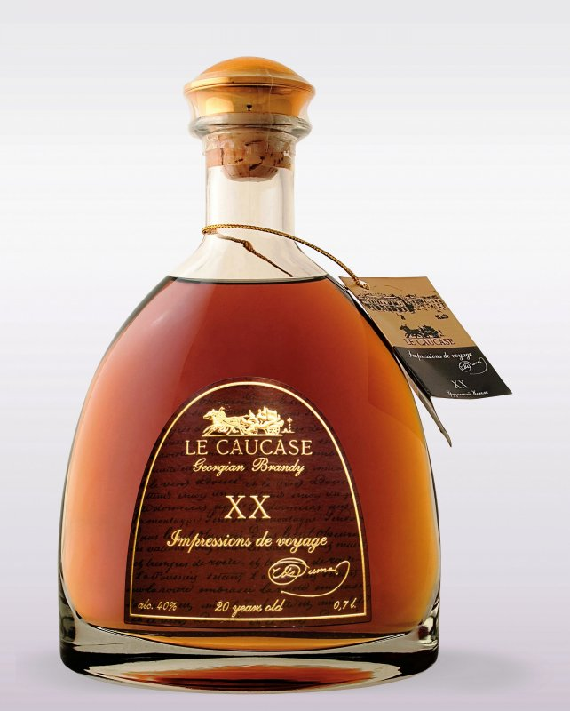 Buy LE CAUCASE - Georgian Brandy
