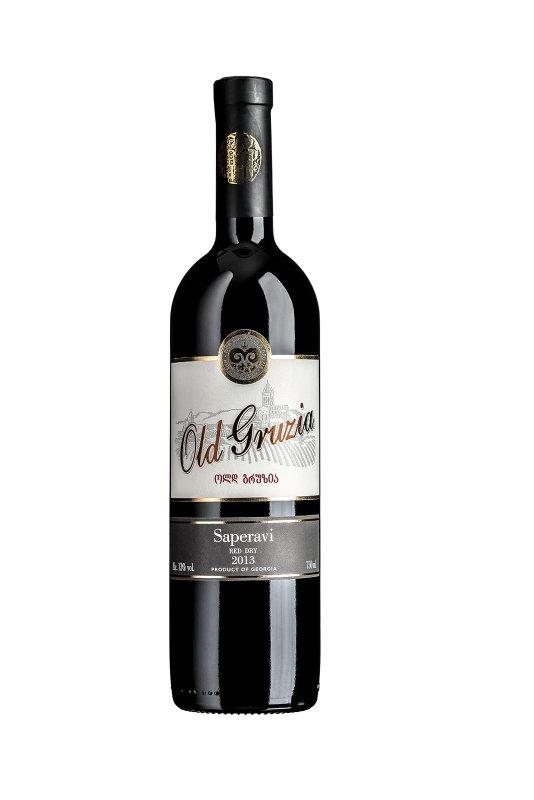 Buy Saperavi - red dry wine