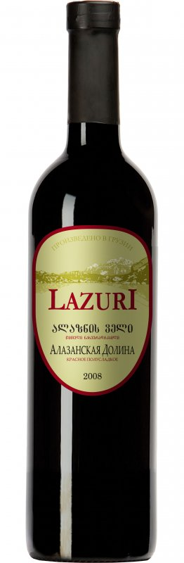 Buy Alazani Valley - red semi sweet wine