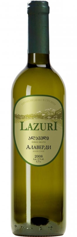 Alazani Valley - white semi sweet wine