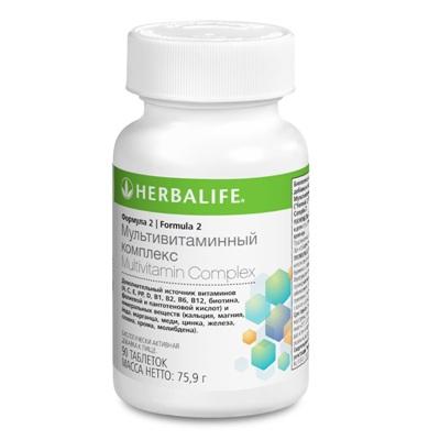 Buy Формула 2 Мультивитаминный комплекс/ ფორმულა 2 მულტივიტამინური კომპლექსი