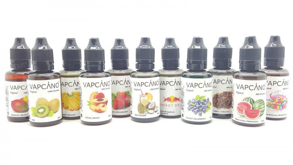Buy Жидкость для электронных сигарет Vapcano Яблоко 30 мл