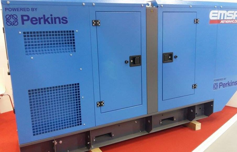 Buy Электрогенератор дизельный EMSA EN22 17.6kW / გენერატორი დიზელზე EMSA EN22 17.6kW