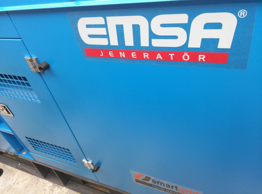 Buy Электрогенератор დენის გენერატორი EMSA 420 kVA
