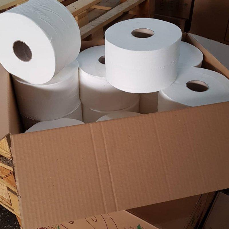Buy Royal Prestige, 3 Ply Mini Jumbo Toilet Paper, 4 kg. 97 m.