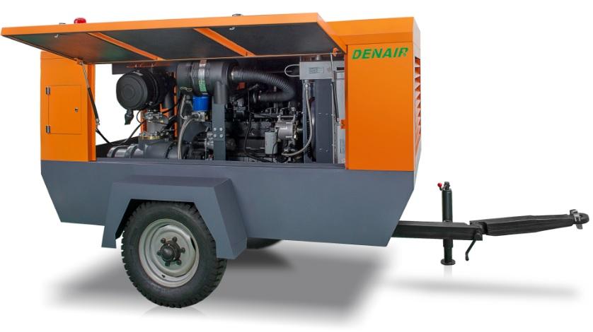 Buy DENAIR diesel compressors
