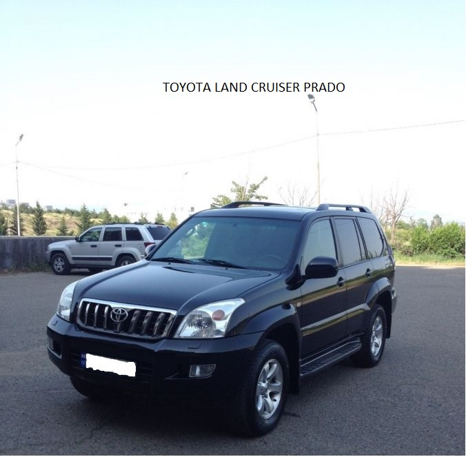Buy TOYOTA Land cruIzer Prado 2008 year.