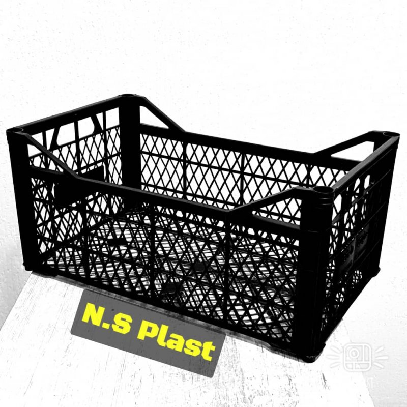 Buy Fruit and vegtable Plastic Crates