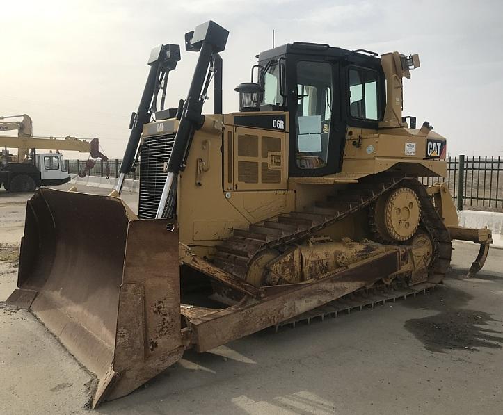 Buy Track Bulldozer Caterpillar D6R
