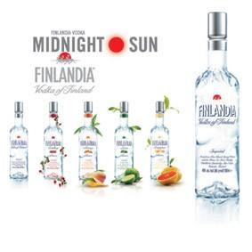 Finlandia Vodka Flavors