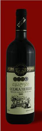 Semisweet Red Wine