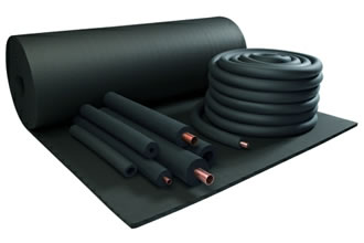 Universal synthetic rubber insulation sheets buy in Tbilisi