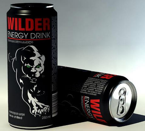 Buy Energy drink- Wilder