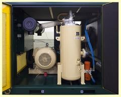 EKOMAK Screw Compressors