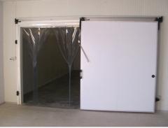 Isothermal doors