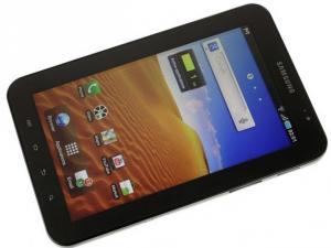 Samsung P1000 Galaxy Tab Black