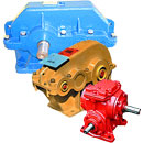 Gearboxes and geared motors
