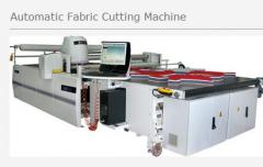 Automatic Fabric Cutting Machine ( MC 60 - MC 75 )