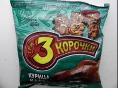 """Rusk """"Tri Korochki"""""""