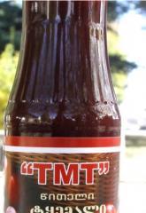 Sauce Tkemali Red